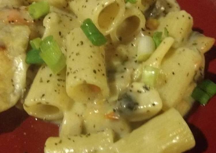 Recipe of Favorite Creamy Rigatoni