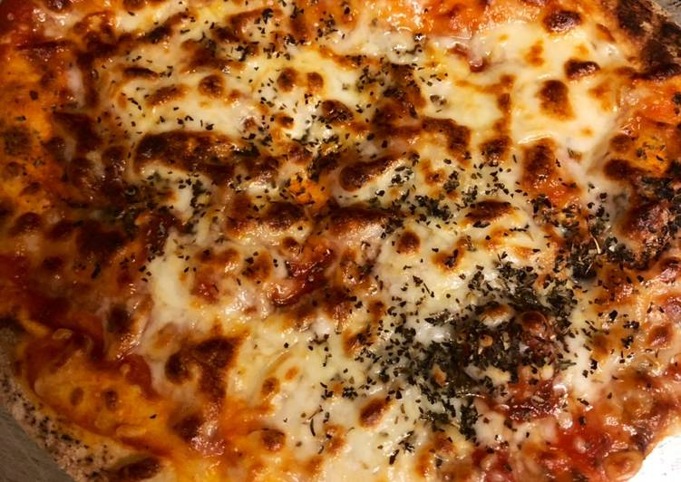 3 ingredient pizza updated