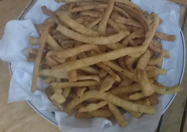 Stik bawang keju