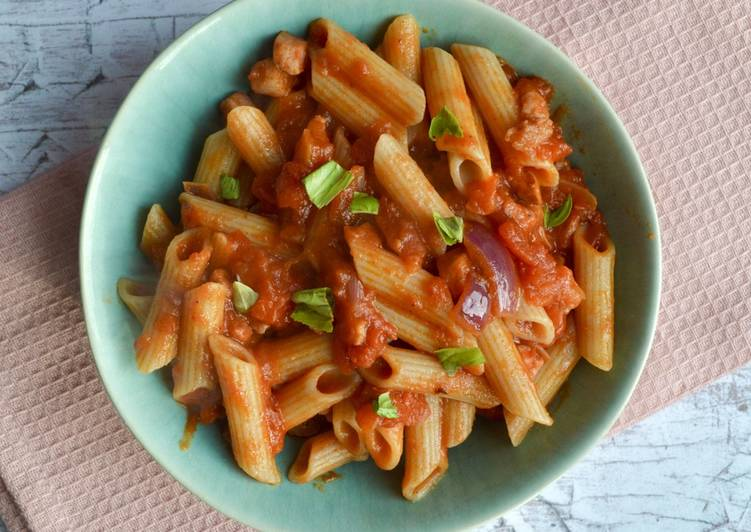 Recipe of Top-Rated Penne Amatriciana