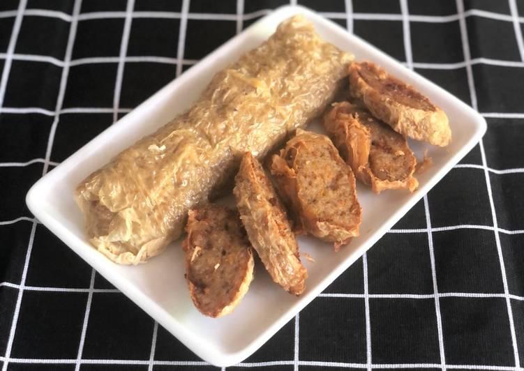 Ngohiong Ayam Udang