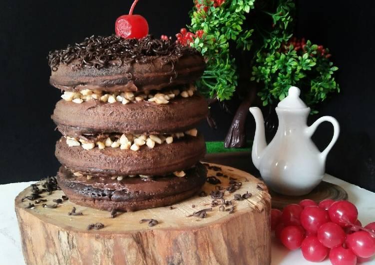 - 4 PanCake Brownies