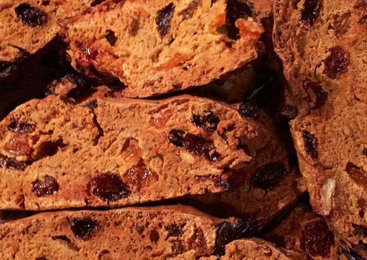 Step-by-Step Guide to Prepare Favorite Healthy biscotti
