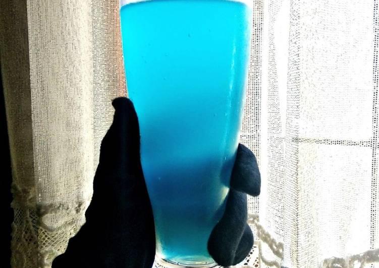 """""""Pepsi"""" Blue Keto"""