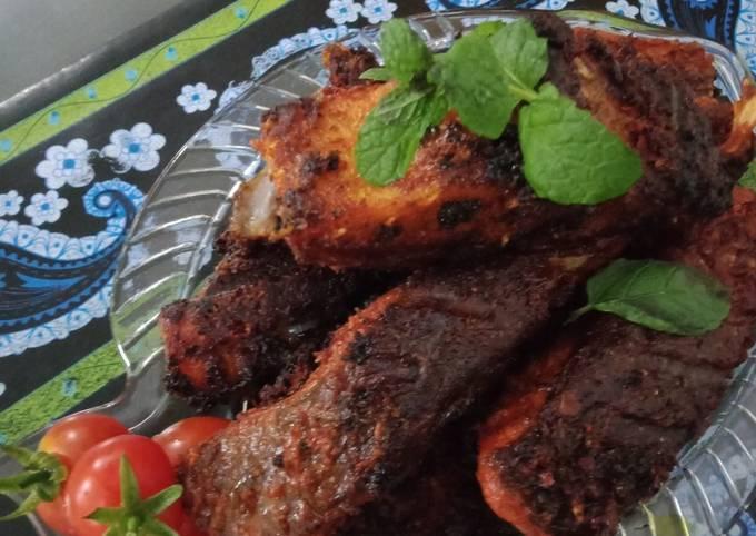Tandoori Massaledar Grilled Fish 🎏