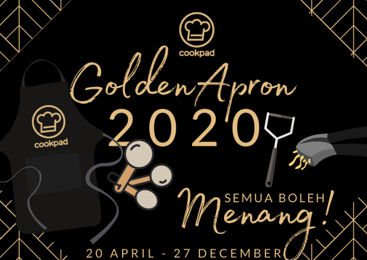 #goldenapron2020 ~Week 1 will close in 2 days!!~