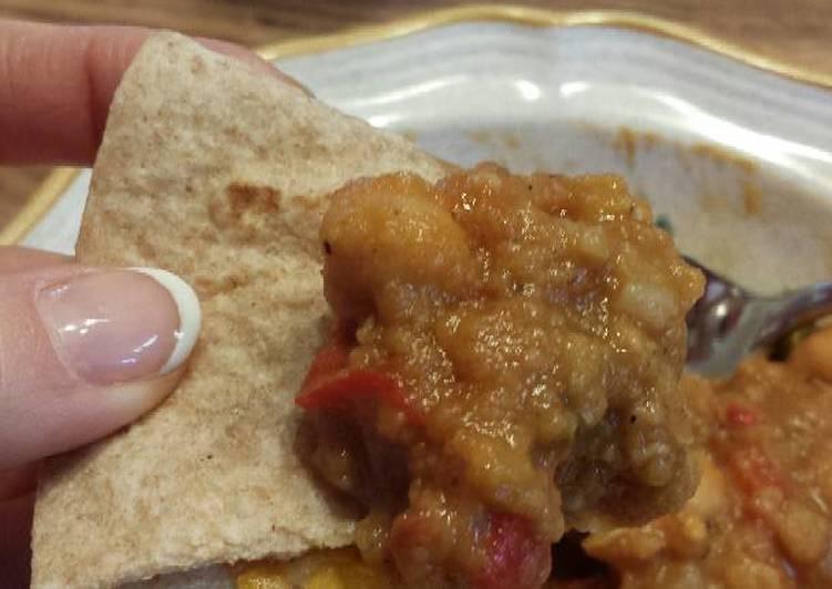 Tasty Taco Lentils