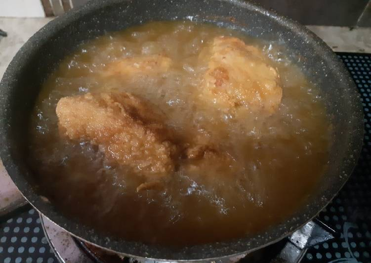 Ayam Celup Tepung - velavinkabakery.com