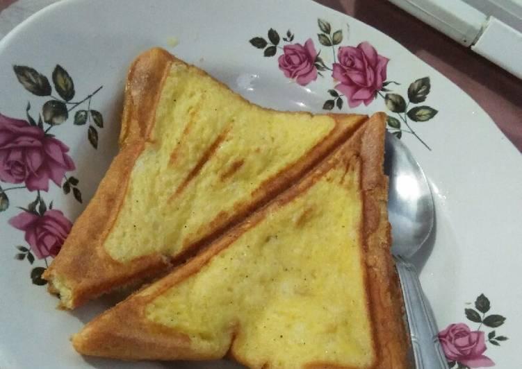 Roti panggang versi 2