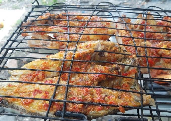 Langkah Mudah untuk Membuat Olesan Ikan Bakar Anti Gagal