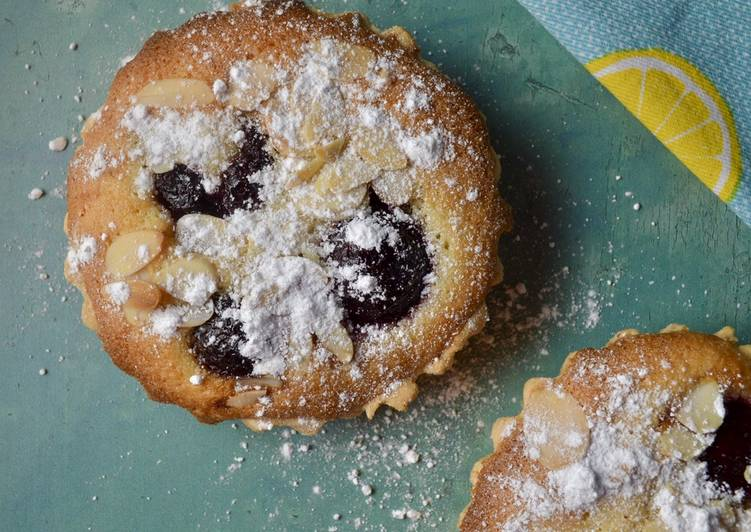 Step-by-Step Guide to Prepare Perfect Cherry Frangipane Tarts