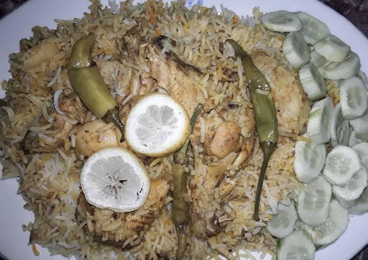 What are some Dinner Ideas Super Quick Homemade Chicken biryani
