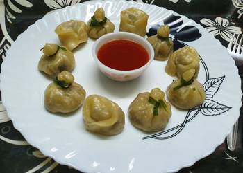 How to Prepare Yummy Steamed Chicken Money Bags and Wontons