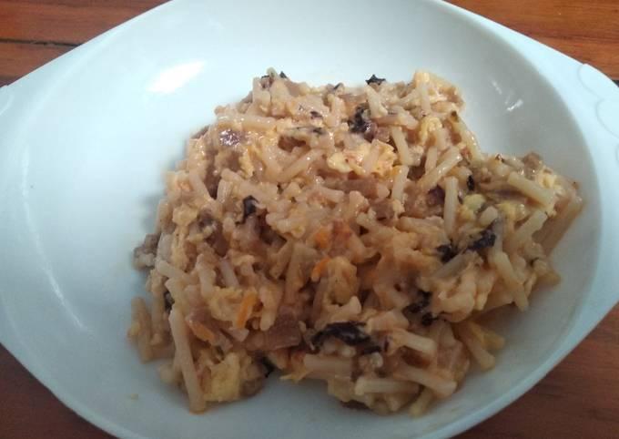 MPASI 12+ Spaghetti Creamy Bolognese Tinggi Kalori