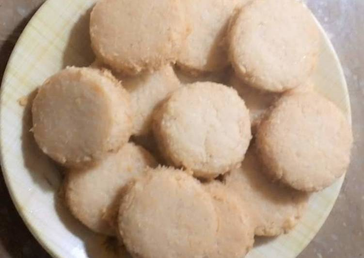 Easiest Way to Make Super Quick Homemade Coconut Biscuits