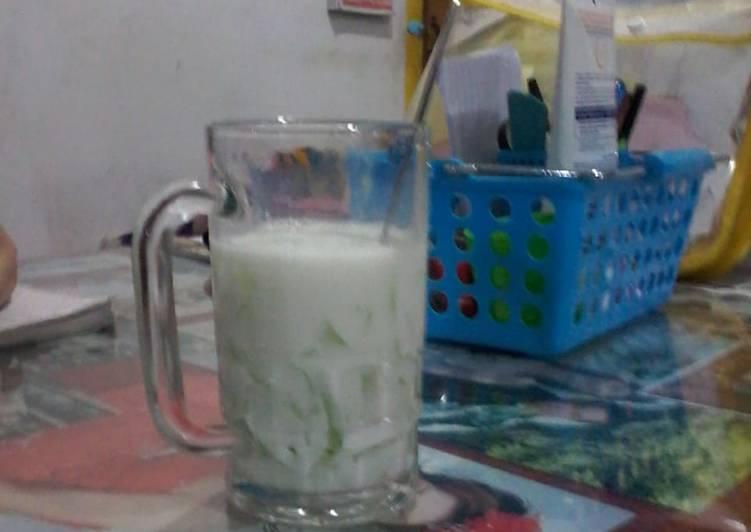 Milk Jelly Ice