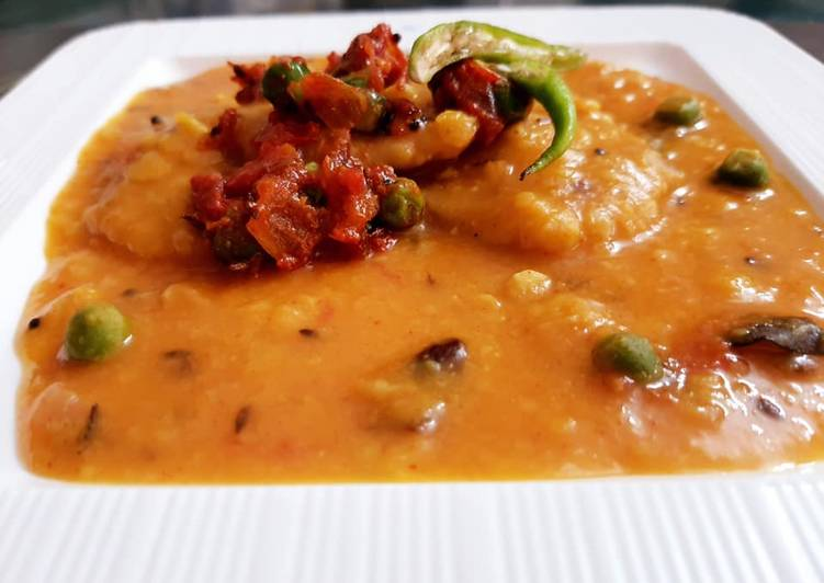 DAL DHOKLI : Comfort & Complete Meal