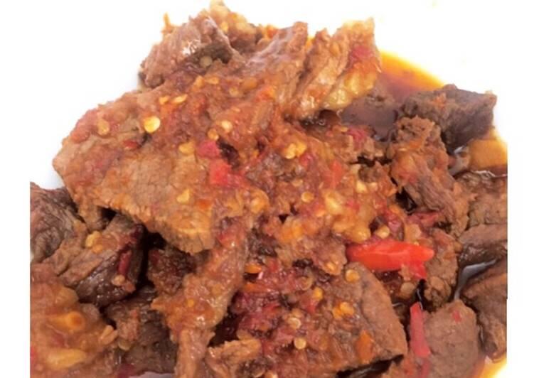 Semur daging anti alot