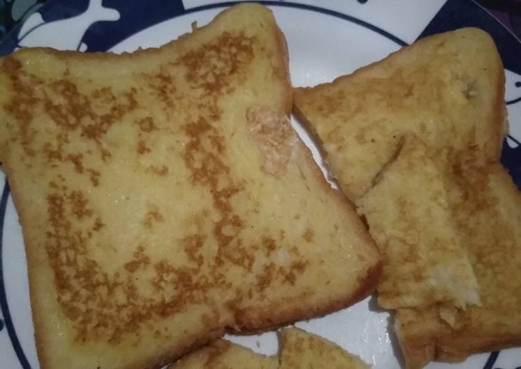 Roti Panggang Simple