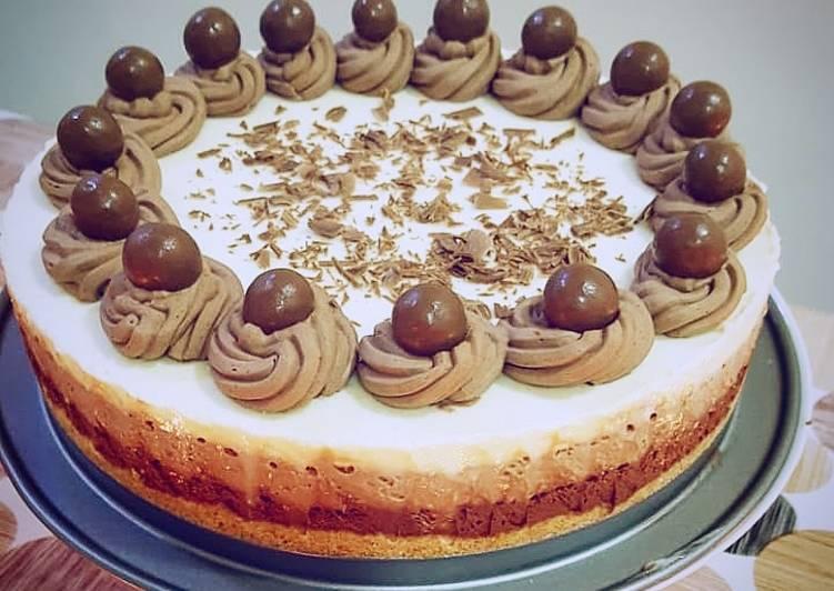 Cadbury Mousse Cake