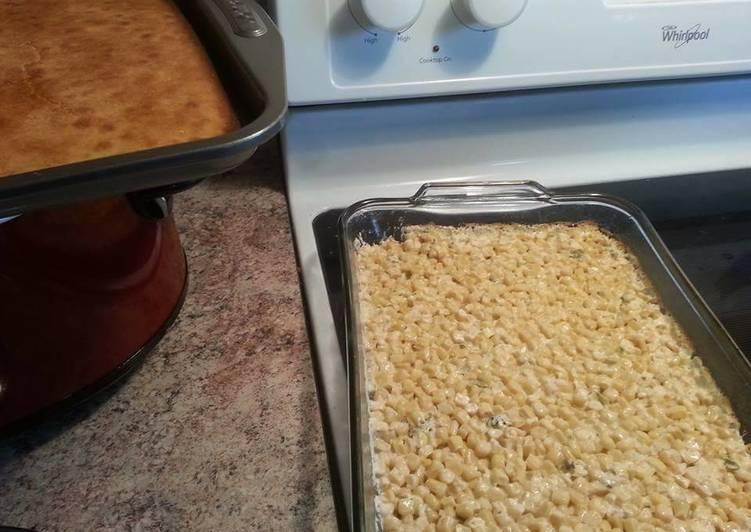Alabama Cream Corn 🌽