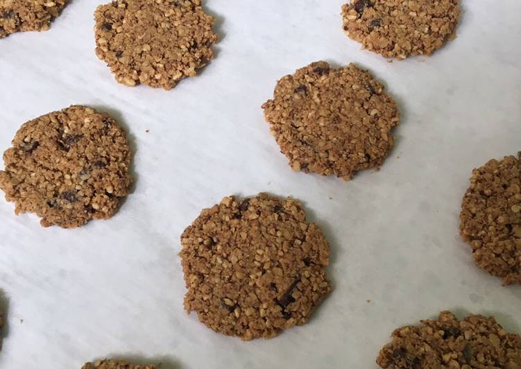 Almond and Nut cookies