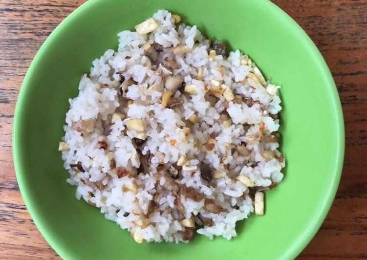 Resep Makanan Anak Nasi Goreng Ikan Kembung Paling Top