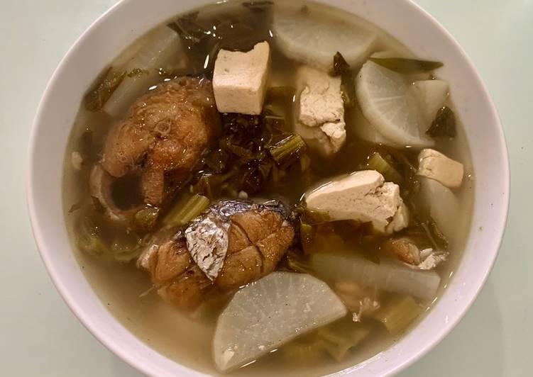 Sup Ikan Tenggiri