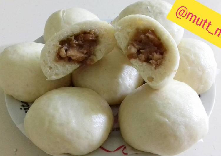 Resep Bakpao isi Ayam Paling Joss