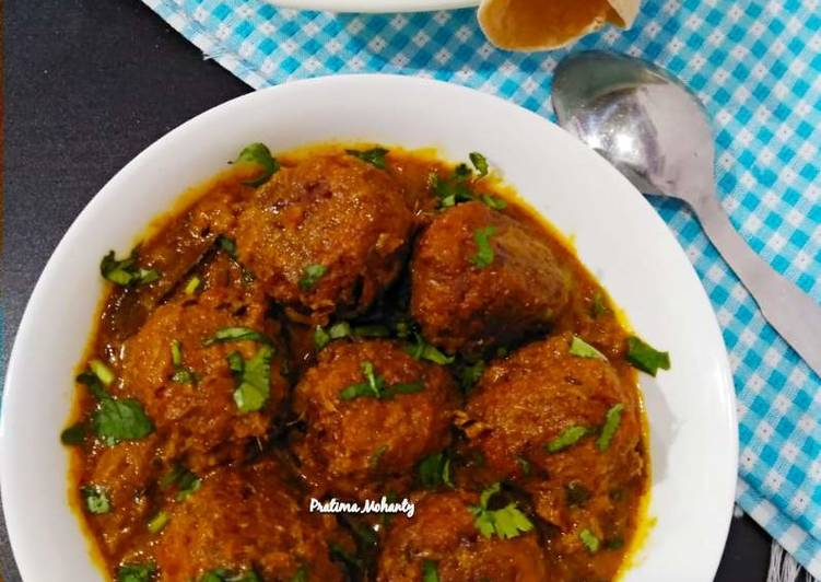 Step-by-Step Guide to Make Most Popular Bottle Gourd Kofta