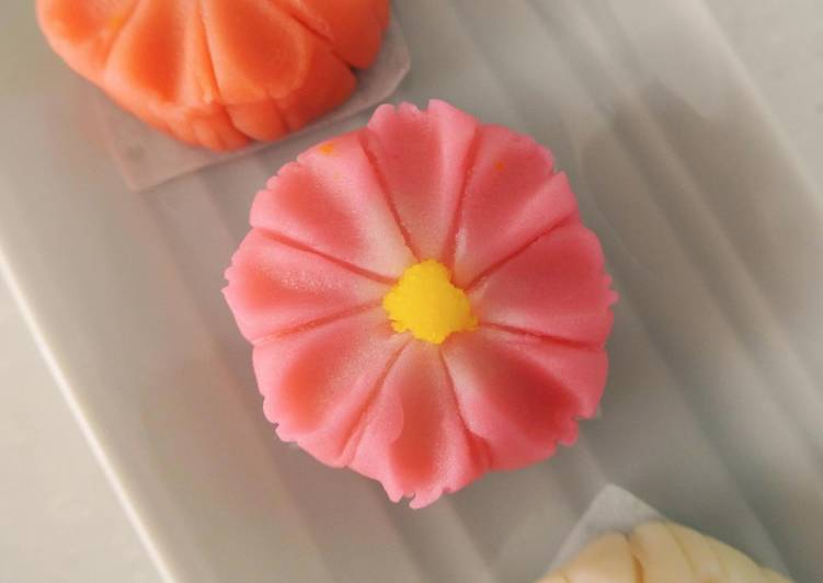 Choosing The Right Foods Will Help You Stay Fit And Also Healthy Nerikiri Wagashi: Cosmos""