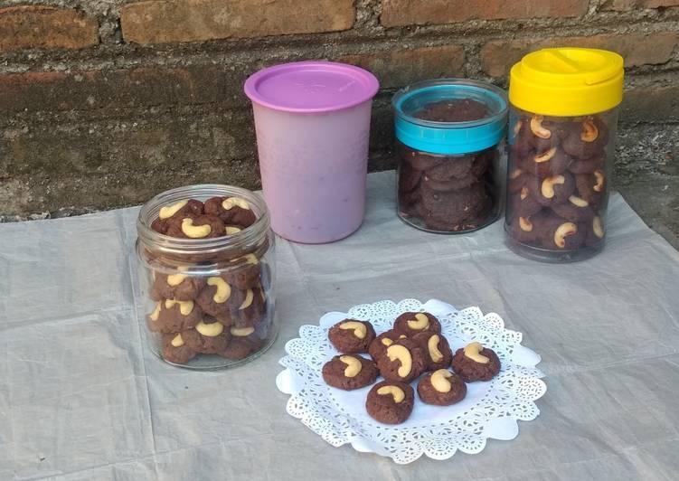 Cokelat Mente Cookies