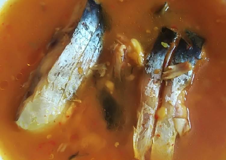 Resep Gulai tempoyak ikan patin yang Menggugah Selera