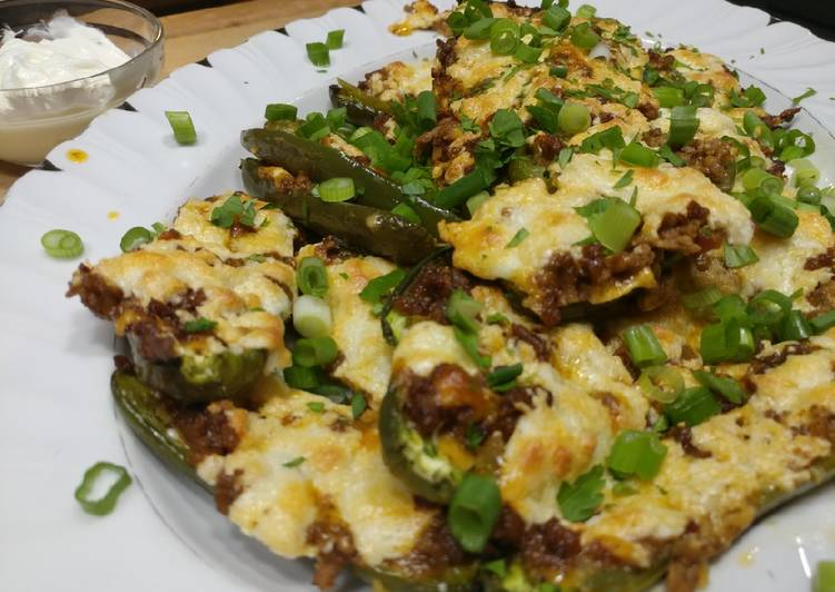 Simple Way to Make Favorite Jalapeno Bake