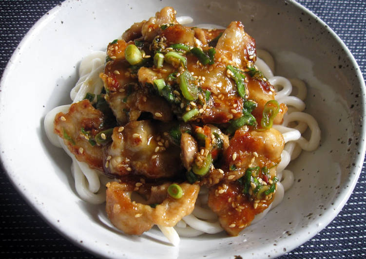 Consume These 14 Superfoods to Go Green for Better Health, Spicy Pork Udon