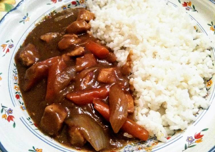 Recipe of Super Quick Homemade Japan Style Curry