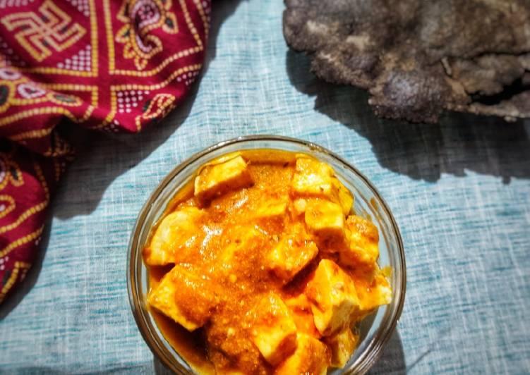 5 Minute How to Prepare Speedy Paneer pasanda for vrat