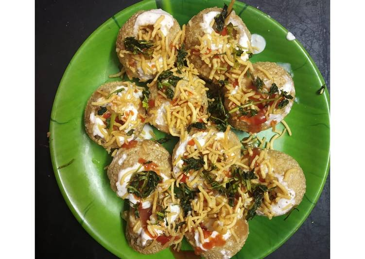 Old Fashioned Dinner Easy Blends Dahi Chaat