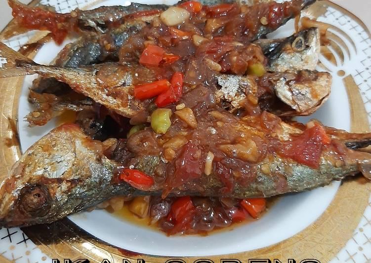 Ikan Goreng masak pedas