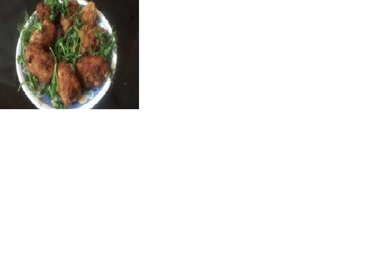 25 Minute Recipe of Fall Matar(peas) and paneer kabab