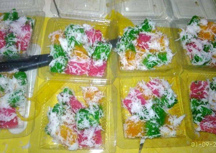 Resep Cenil Singkong Yang Gurih