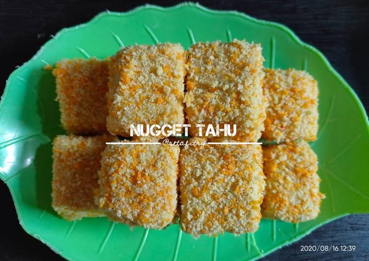 Resep Nugget Tahu, Enak