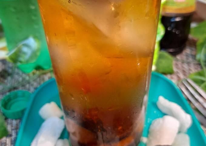 Plum Soda