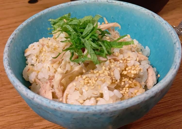 Simple Way to Make Ultimate ★KFC Rice★
