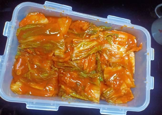 Tradisional Kimchi