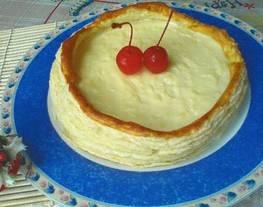 Puff Cheese Tart (Cheese Tart Pablo KW)