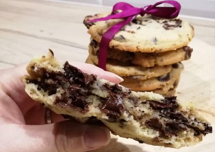 Recette: Cookies de Cyril Lignac ���