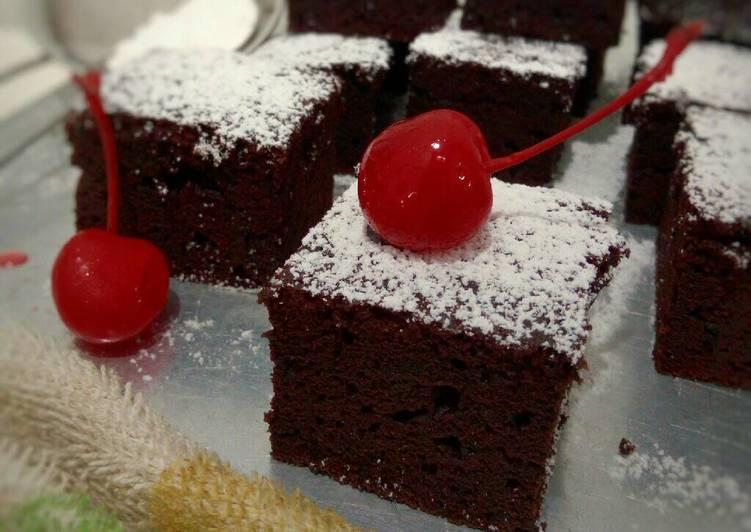 Brownies Kopi (PR_OlahanCoklat)