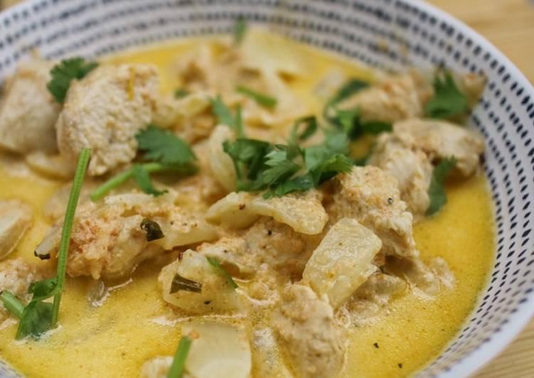 Balti Butter Chicken