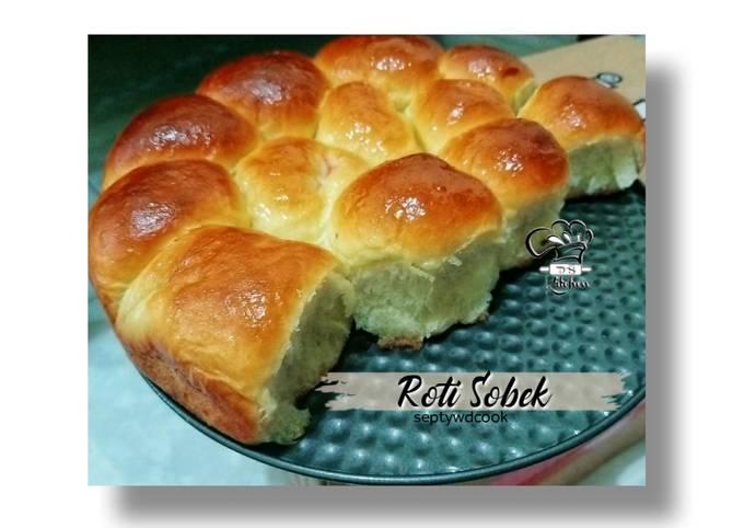 Langkah Mudah untuk Menyiapkan 060. Roti sobek super empuk 🍞🍞🍞, Dijamin Endes